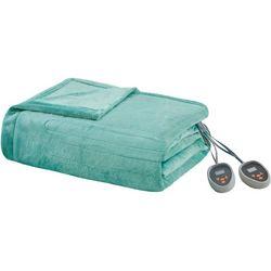 Beautyrest Heated Plush Blanket