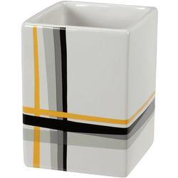 Creative Bath Modern Plaid Tumbler