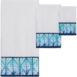 Creative Bath Shibori Towel Collection