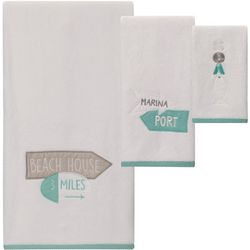 Creative Bath Driftwood Towel Collection