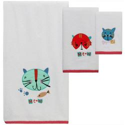 Kitty Towel Collection