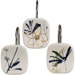 Creative Bath Primavera 12-pc. Shower Curtain Hooks