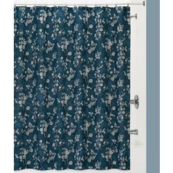 Creative Bath Indigo Blossoms Shower Curtain