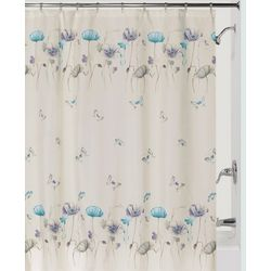 Creative Bath Garden Gate Shower Curtain