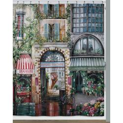 Ru Di Rivoli Shower Curtain