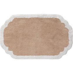 Creative Bath Pressed Leaves Rug