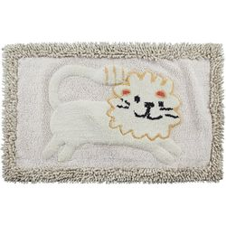 Creative Bath Animal Crackers Rug