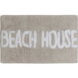 Creative Bath Driftwood Beach House Bath Rug