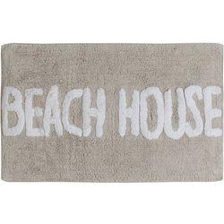 Driftwood Beach House Bath Rug