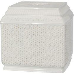 Creative Bath Nomad White Tissue Box Cover