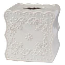 Ruffles Boutique Tissue Holder