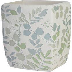 Creative Bath Springtime Wastebasket
