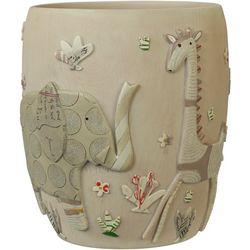 Creative Bath Animal Crackers Waste Basket