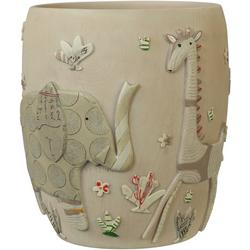 Animal Crackers Waste Basket