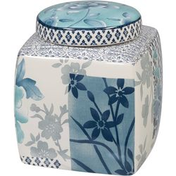 Creative Bath Ming Covered Bathroom Jar