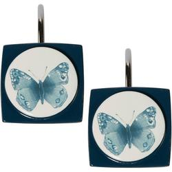 Ming 12-pc. Shower Curtain Hooks