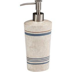 Creative Bath Ticking Stripe Lotion Pump