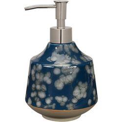 Creative Bath Indigo Blossoms Lotion Pump