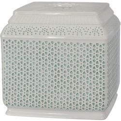 Creative Bath Nomad Aqua Tissue Box Cover