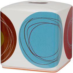Creative Bathi Dot Swirl Tissue Box Cover