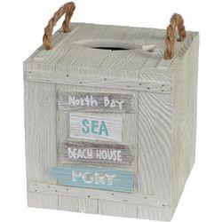 Driftwood Tissue Box Cover
