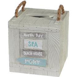 Driftwood Tissue Box Cover