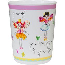 Creative Bath Faerie Princess Wastebasket