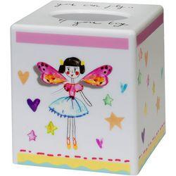 Creative Bath Faerie Princess Tissue Box Cover