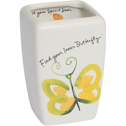 Creative Bath Flutterby Bathroom Tumbler