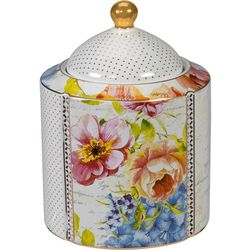 Creative Bath Flora Bella Covered Bathroom Jar