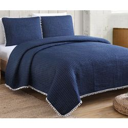 Estate Collection Costa Brava Quilt Set