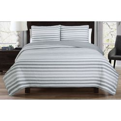 Estate Collection Sagaponack Reversible Quilt Set