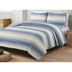 Estate Collection Bolivar Reversible Quilt Set