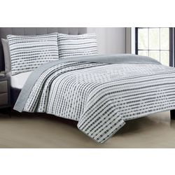 Estate Collection Nara Reversible Quilt Set