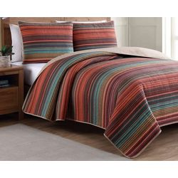 Estate Home Taj Reversible Quilt Set