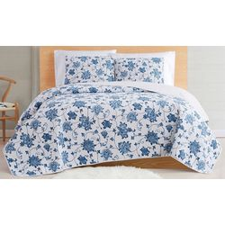 Cottage Classics Estate Bloom Quilt Set