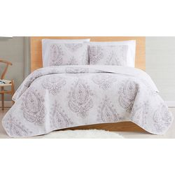 Cottage Classics Paisley Bloom Quilt Set