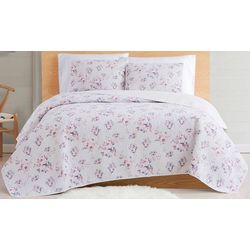 Cottage Classics Rose Dusk Quilt Set