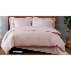 Brooklyn Loom Classic Cotton Duvet Cover Set