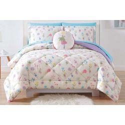 Laura Hart Kids Garden Fairies Comforter Set