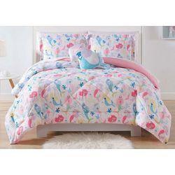 Kids Mermaids Comforter Set