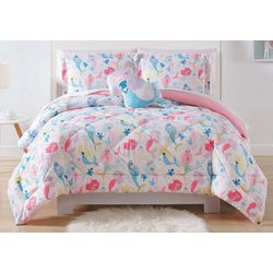 My World Kids Mermaids Comforter Set