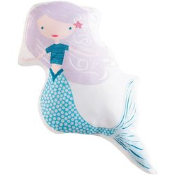 Laura Hart Kids Mermaid Decorative Pillow