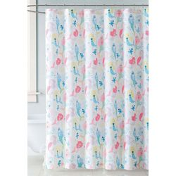 My World Kids Mermaids Shower Curtain