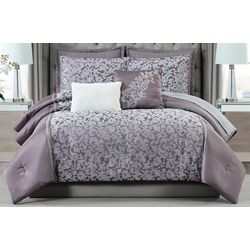 5th Avenue Lux Westbury 7-pc. Comforter Set