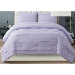 Christian Siriano Kristen 3-pc. Duvet Set