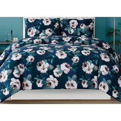 Christian Siriano Mags Floral 3-pc. Duvet Set