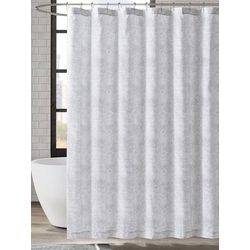 London Fog Sasha Paisley Shower Curtain