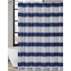 Watkins Stripe Shower Curtain