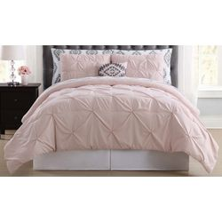 Truly Soft Pleated Pueblo Comforter Set